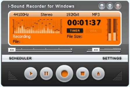 Русификатор для Abyssmedia i-Sound Recorder for Windows 7.6.7.0