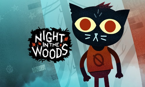Русификатор для Night in the Woods